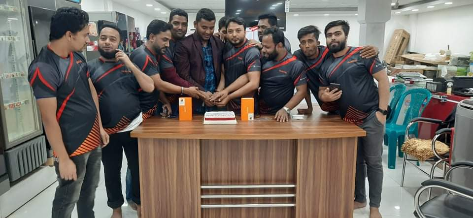 OUKITEL Mobile Brand Launching in Bangladesh...